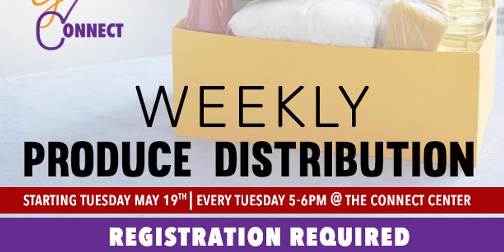 Food Box Distribution- Tuesday May 26