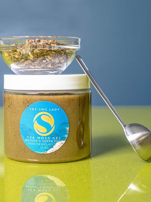 Bladderwrack and Burdock Root | Super  Foods Plus Sea Moss Gel