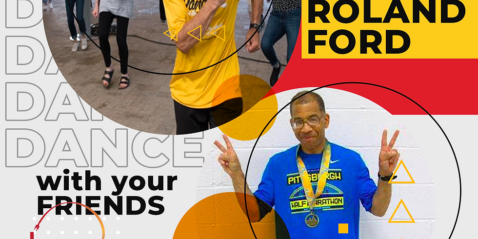 Dance & Move with Roland Ford