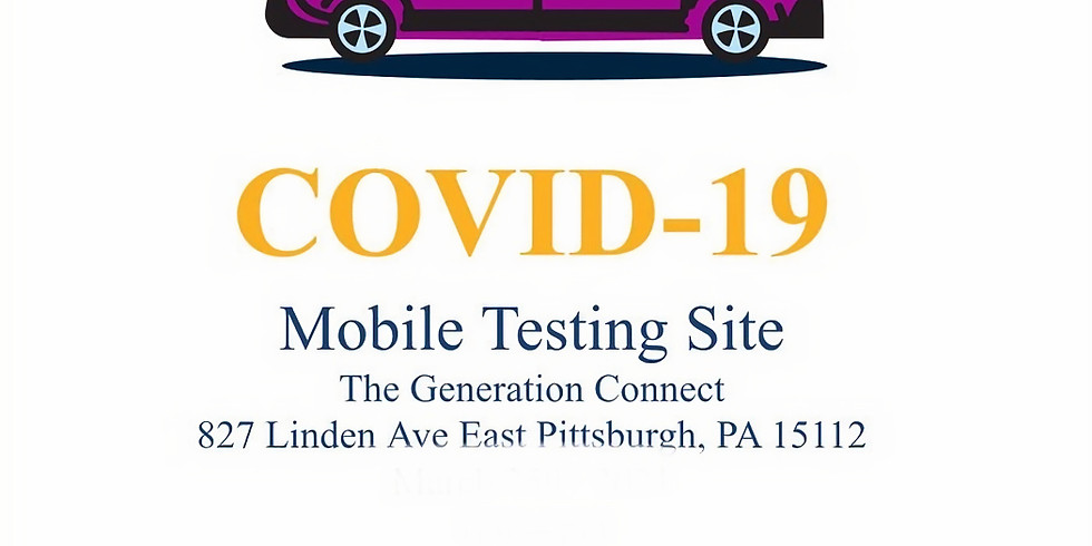 Free COVID Testing @ The Connect Center