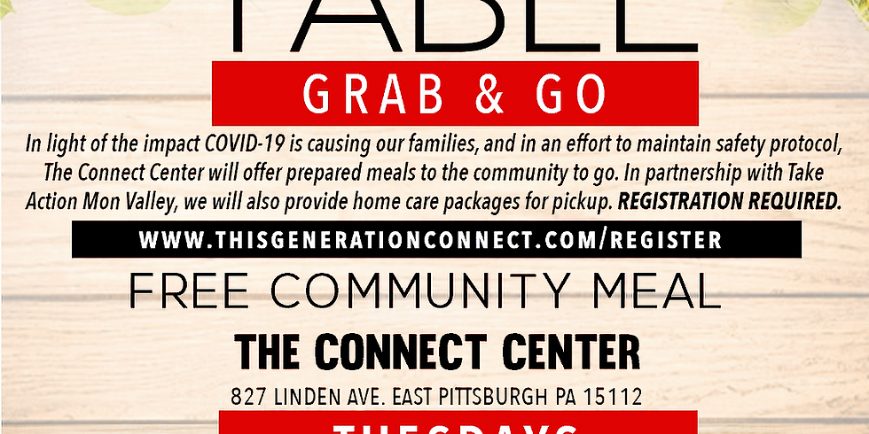 The Open Table - Grab and Go June 2