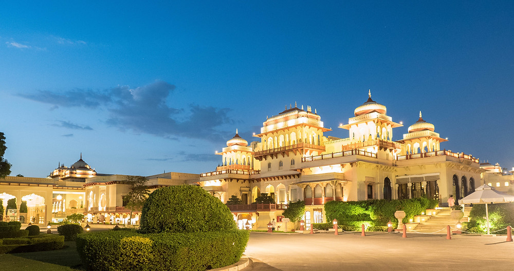 The Taj Rambagh Palace Hotel