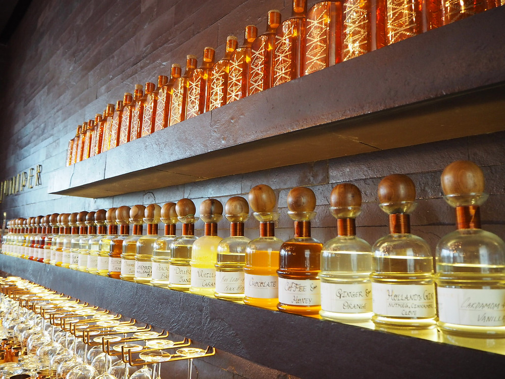 Juniper Gin Bar at Andaz Delhi