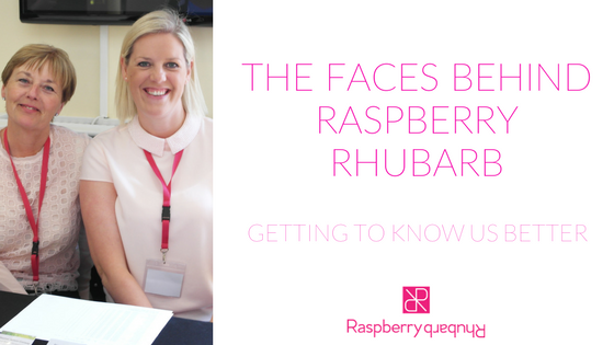 THE FACES BEHIND RASPBERRY RHUBARB: GETTING TO KNOW US BETTER