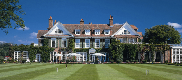 A VISIT TO CHEWTON GLEN HOTEL IN THE NEW FOREST