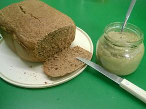 Sauerteig-Brot mit den 50 besten Lebensmitteln