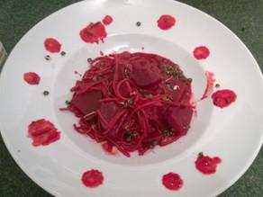 One-Pot-Gulasch-Nudeln (vegan)