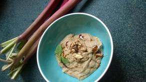 Warmer Amaranth Pudding