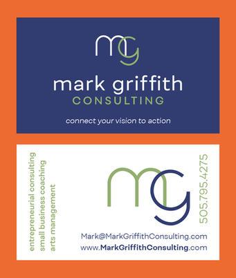 Mark Griffith Business Card