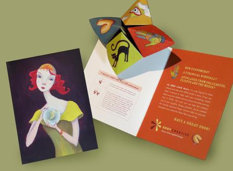 Keen Creative Promotional Mailer