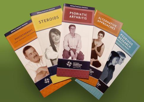 National Psoriasis Foundation Informational Brochures