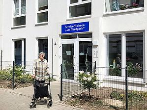"""Service-Wohnen """"Am Nordpark"""", Erfurt"""