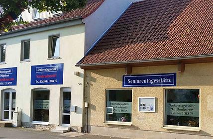 Seniorentagesstätte in Großrudestedt