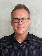 """David Henkel, Serviceleiter in der seniorengerechten Wohnanlage """"Am Katzenberg"""", Erfurt"""