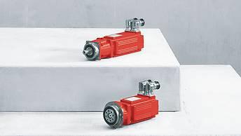 PS.F/PS.C series planetary servo gear units