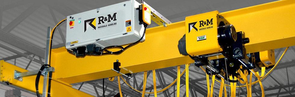QX® Wire Rope Hoist Crane