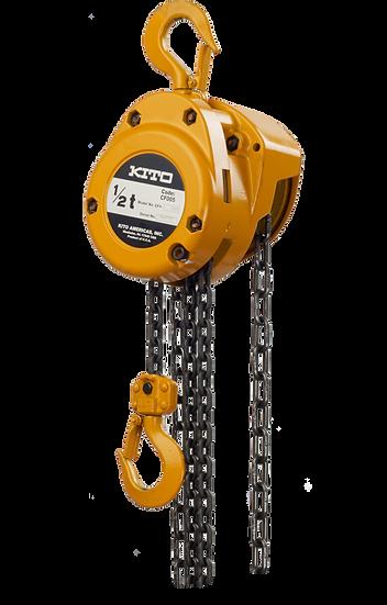 CF Standard Duty Hand Chain Hoist