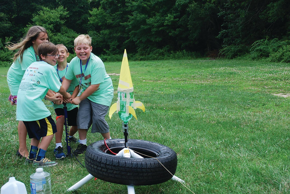 Wildwood Aviation Museum Summer Camp