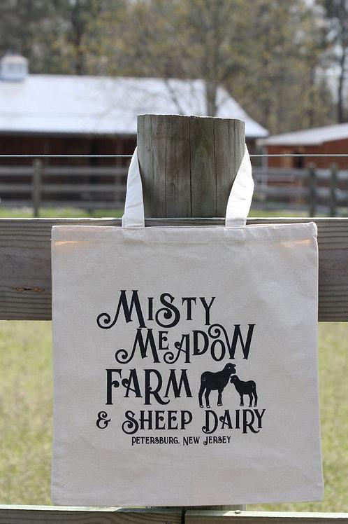 Canvas Misty Meadow Bag
