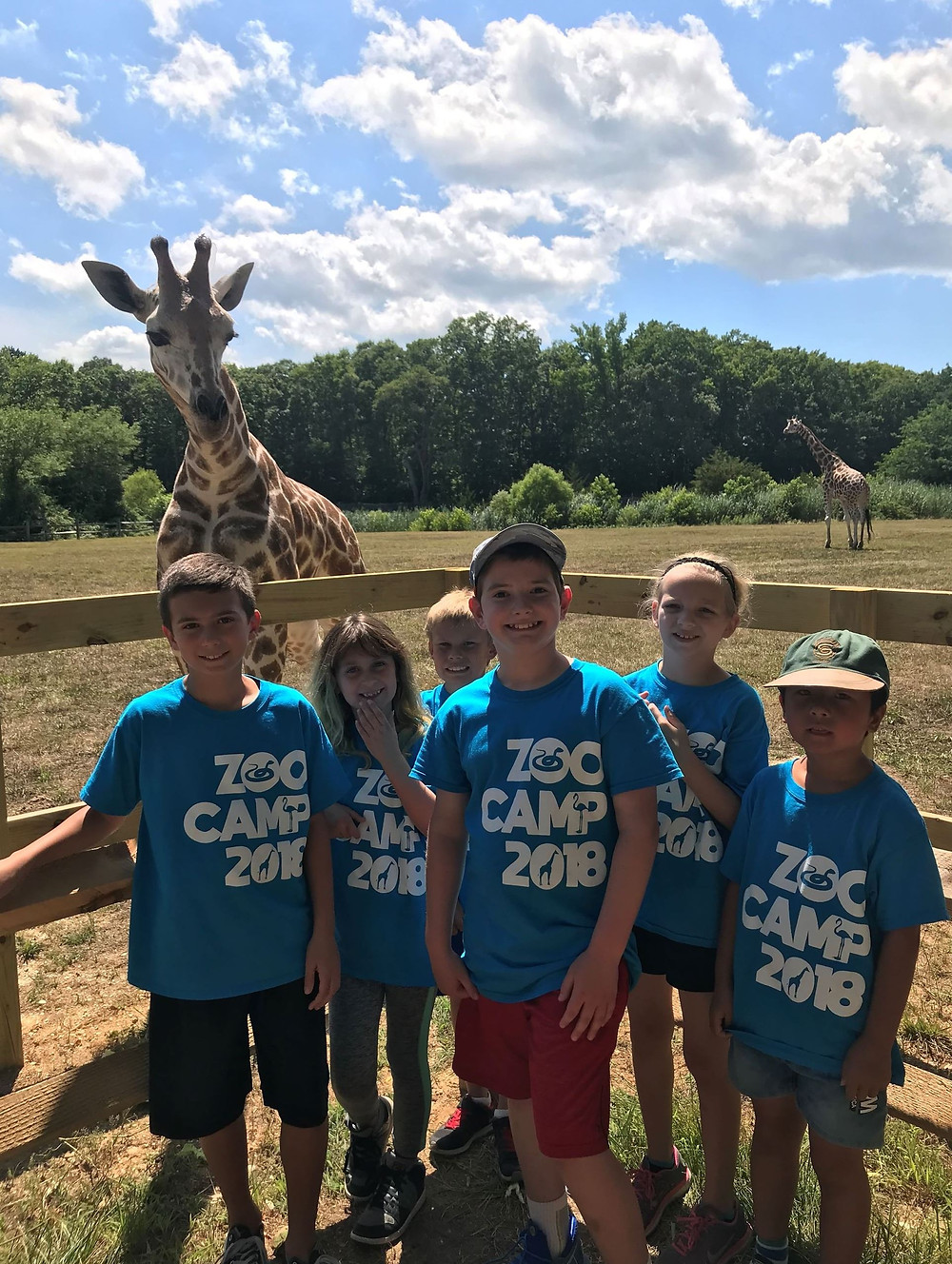 Cape May County Zoo Camp