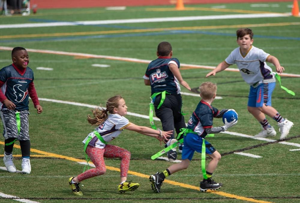 NFL Flag Football Summer Camp
