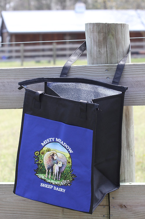 Insulated Misty Meadow Bag