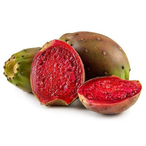 6 Pack Red or Green Cactus Pears