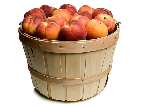 Red Haven Peaches 3 Lt Basket