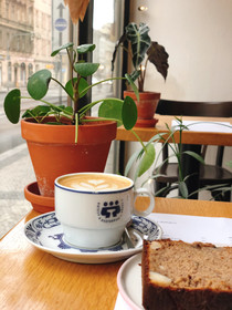 4 Cafes for NYU Prague Students to Spend Time Alone