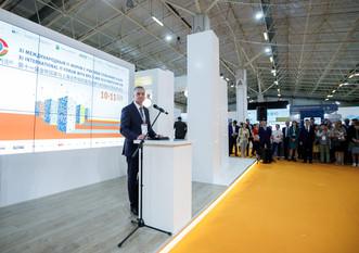 """На площадке международного IT-Форума состоялось открытие выставки """"Цифровые технологии для всех"""