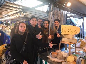 Товаропроизводители и представители деловых кругов Югры посетили с визитом Париж