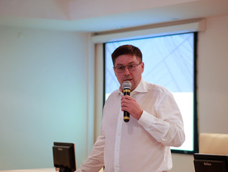 Директор Депэкономики Югры Николай Милькис познакомился с бизнесом Ханты-Мансийска и Ханты-Мансийско
