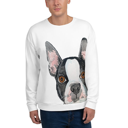Boston Terrier - Unisex Sweatshirt