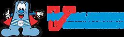 Logotipo SUPERMERCADO VALENTIM #aprovado