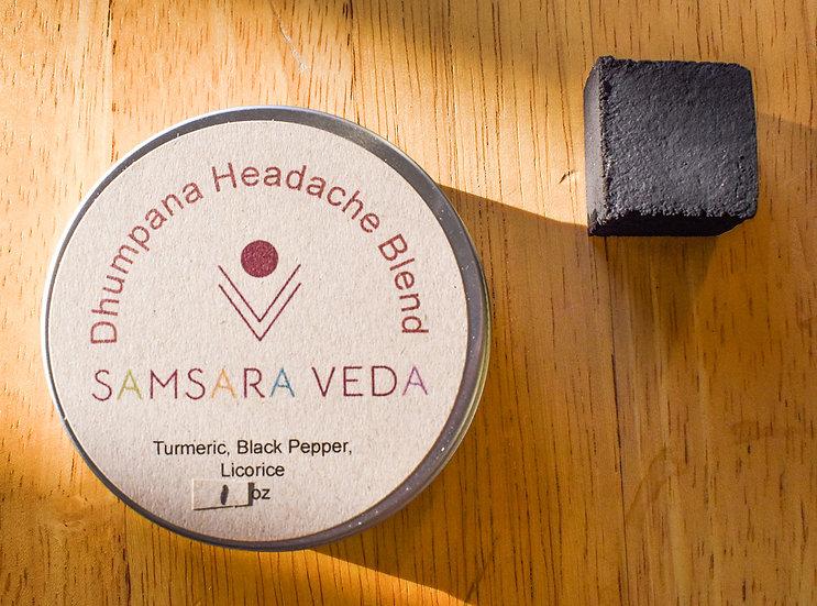 Dhumpana Headache Herbal Smoke Blend