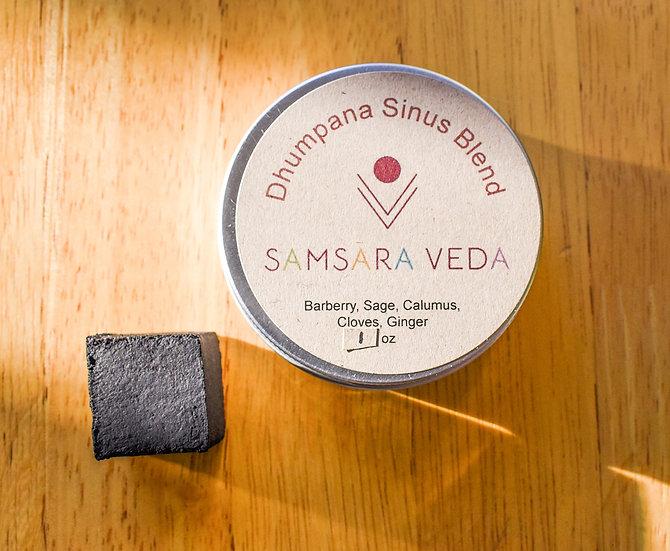 Dhumpana Sinus Herbal Smoke Blend