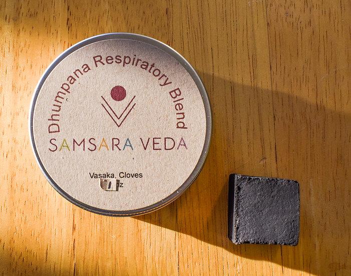 Dhumpana Respiratory Herbal Smoke Blend