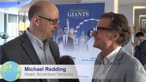 "Accenture Ventures' Mike Redding – ""We really believe in human + machine"""