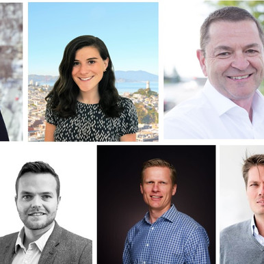 Speakers at Electrifying Farms, Decarbonizing Agriculture