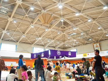 *第4回 わんぱく相撲函館大会 に参加しました!* 7月25日 函館空手スクール