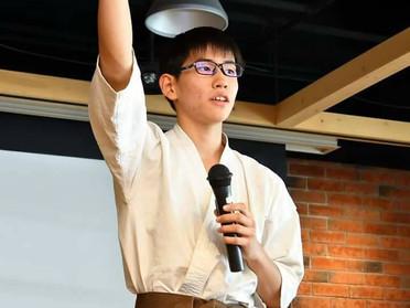 """函館空手スクール10周年記念大会""""Karate hakodate open !!2018""""を函館空港イベントスペースにて開催しました!*11月23日(金)函館空手スクール"""