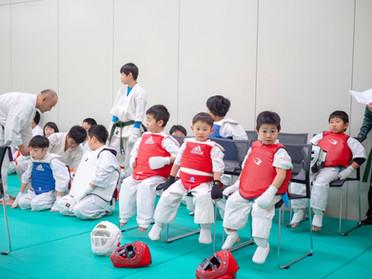 函館空手スクール内部交流試合&新人戦を行いました!*1月27日函館空手スクール*