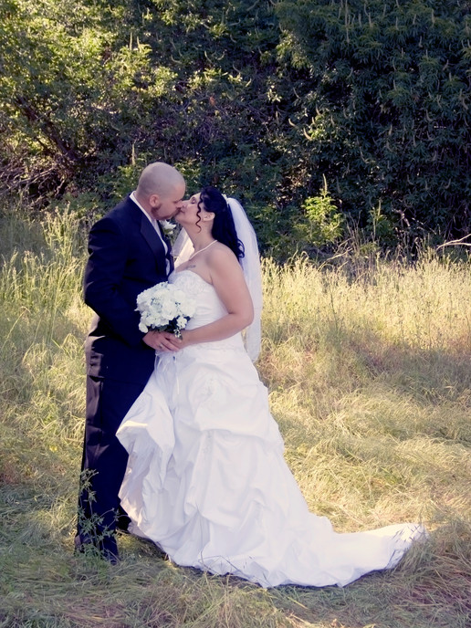 Wedding in Ione, 2011