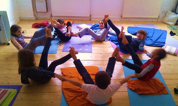 Calgary kids yoga