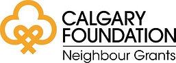 Calgary Foundation Neighbou Grants logo.