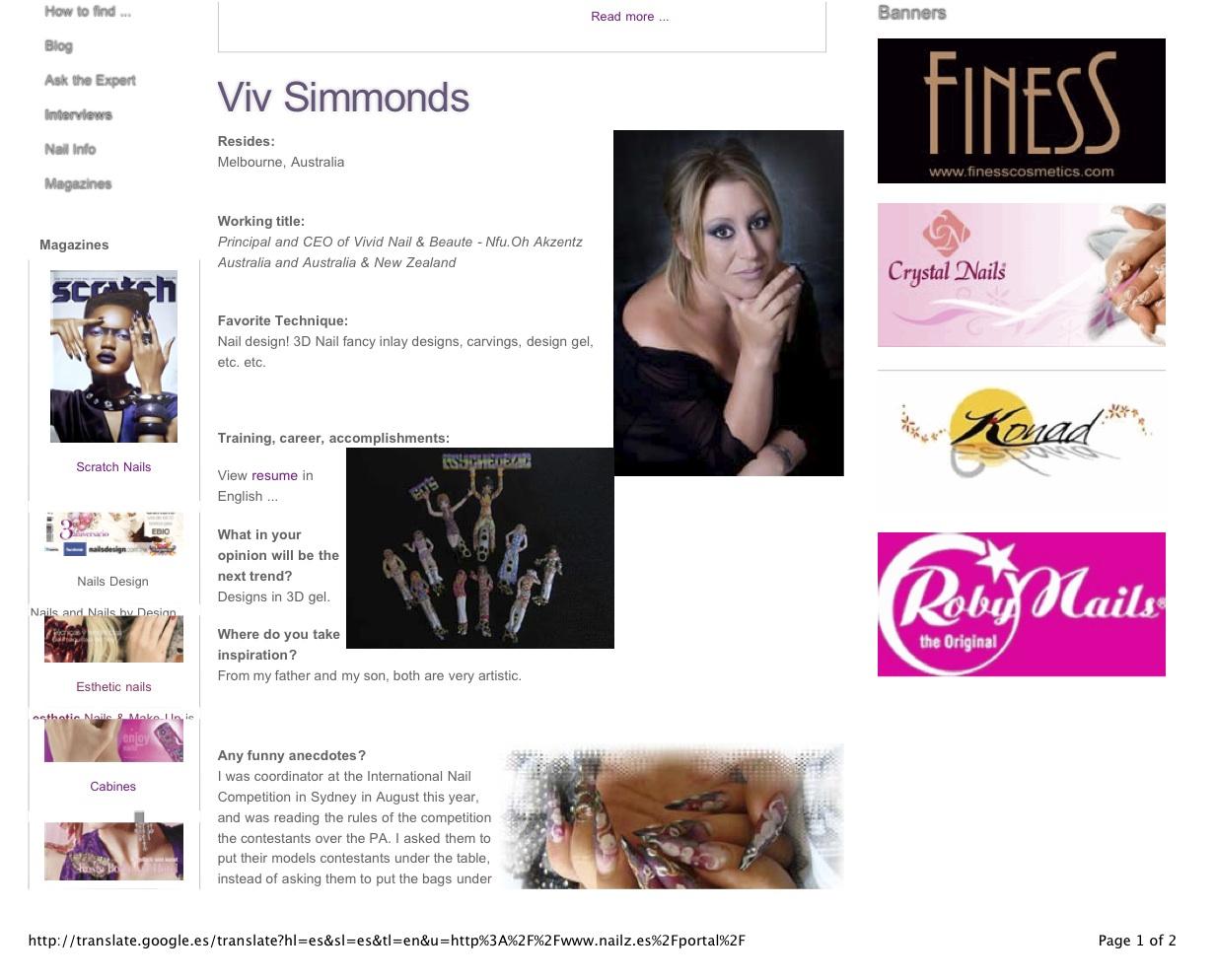 Nailz Online Website Feature pic