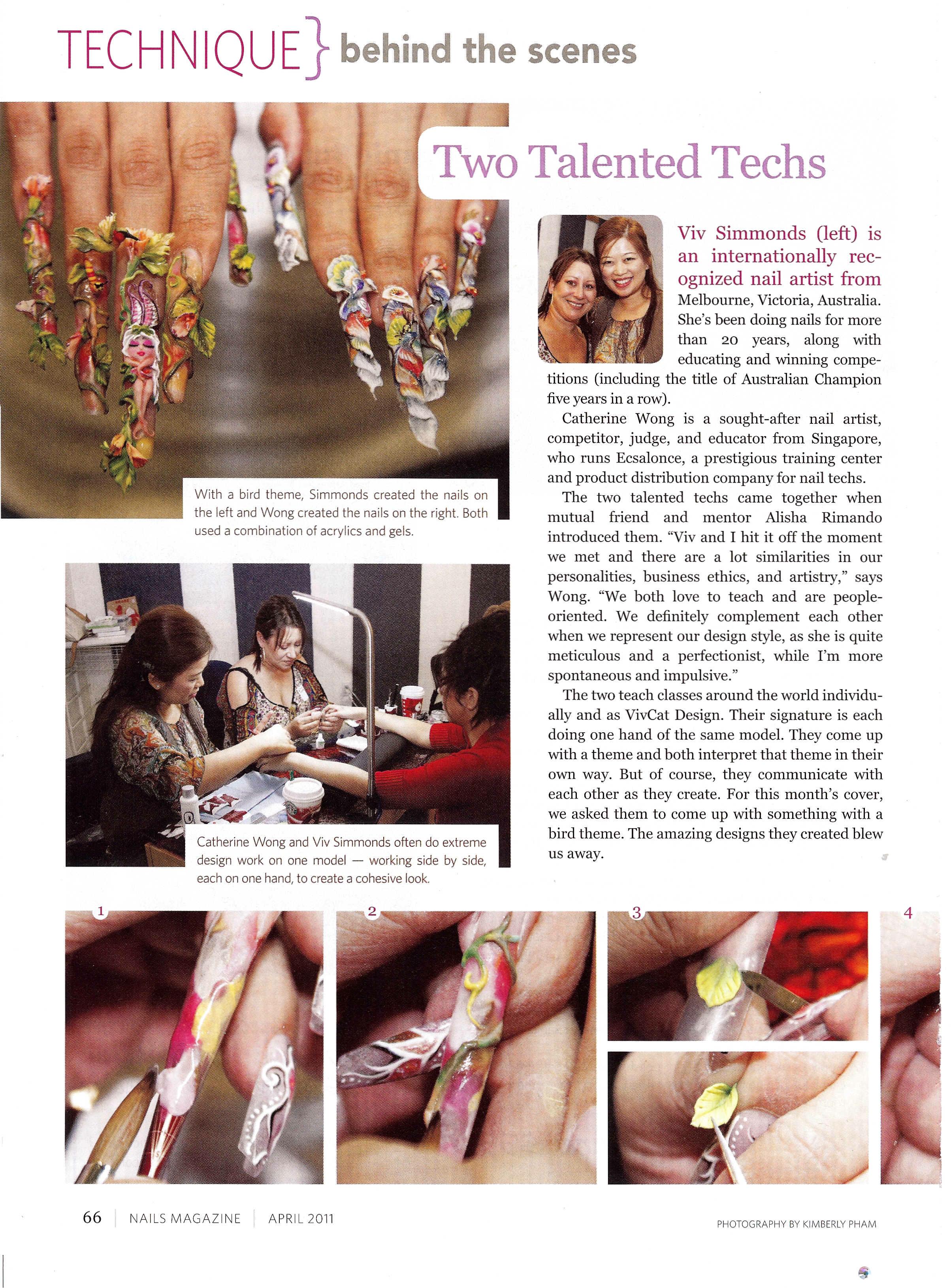 Nails Magazine VivCat Cover_Page_2