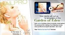 Nailpro Cover Garden of Eden