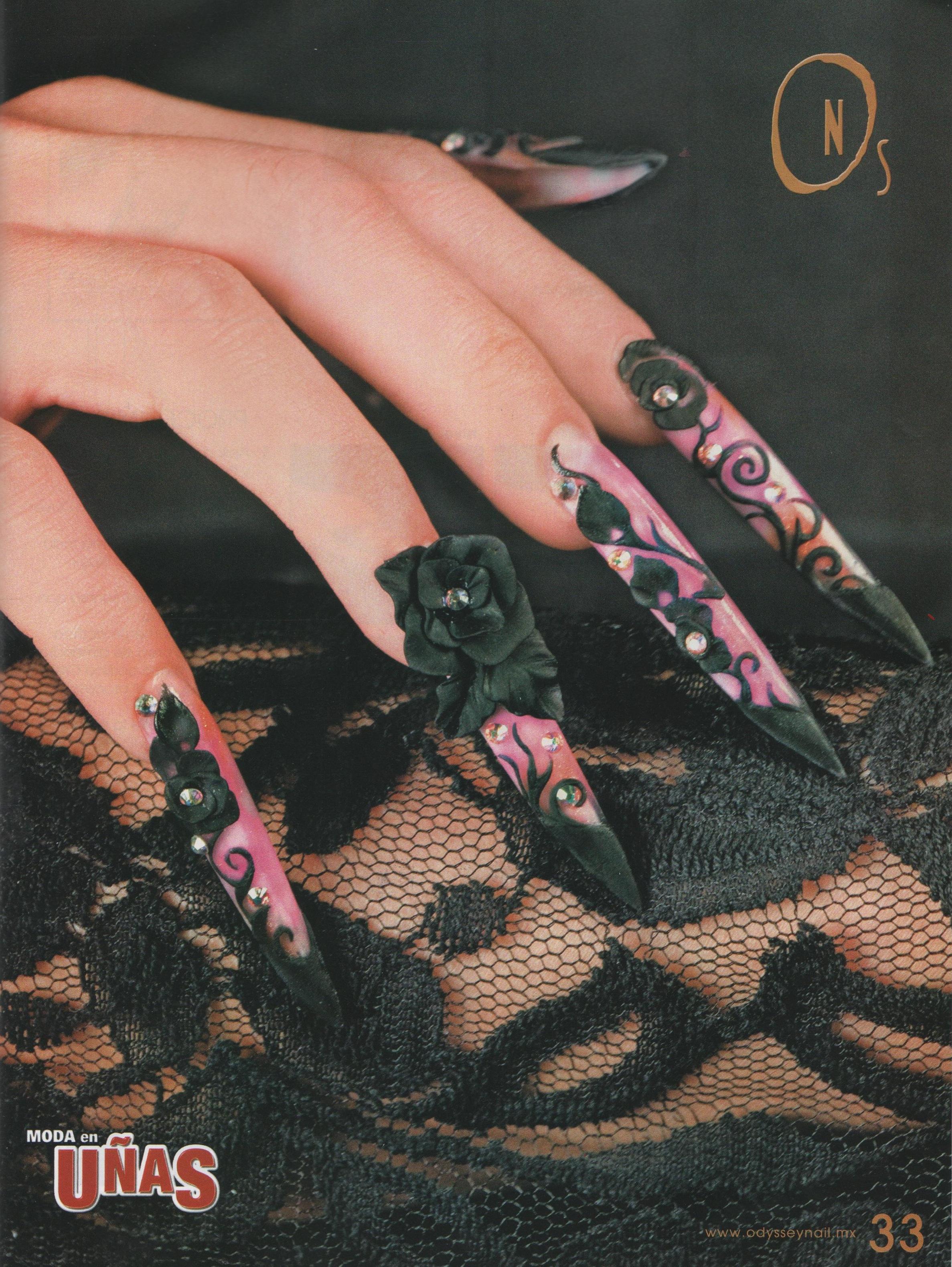 Mexico Nail Mag Image