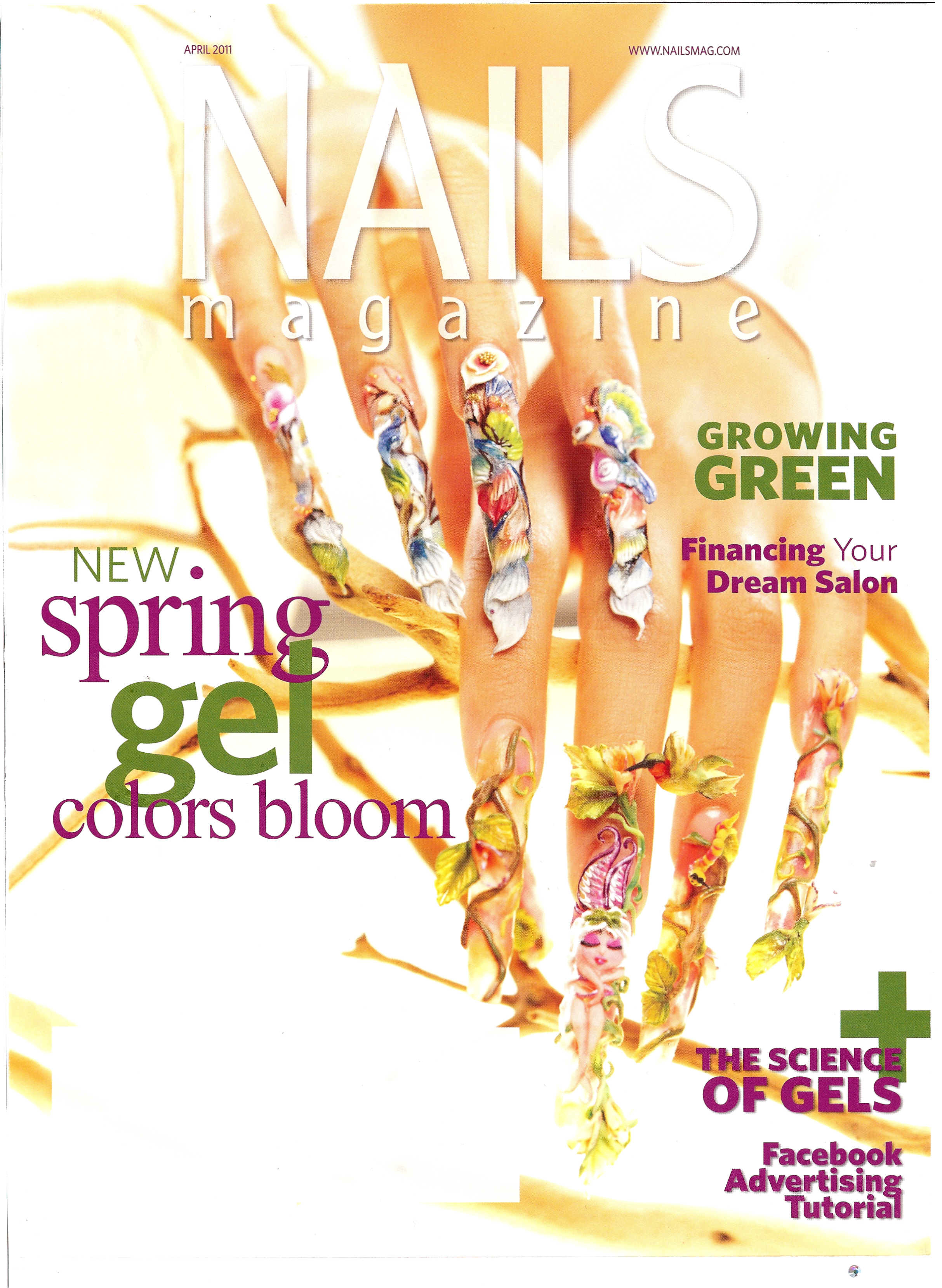 Nails Magazine VivCat Cover_Page_1
